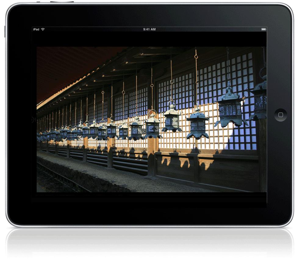 Temple Lanterns Nara